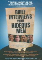 Brief Interviews With Hideous Men Movie