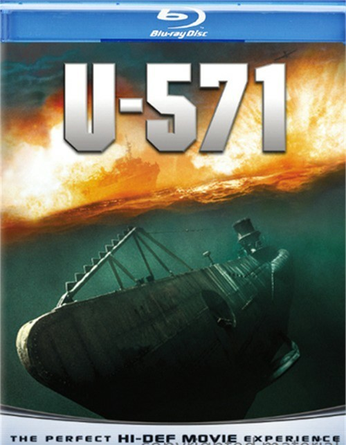 U-571 / Waterworld (2 Pack) Blu-ray