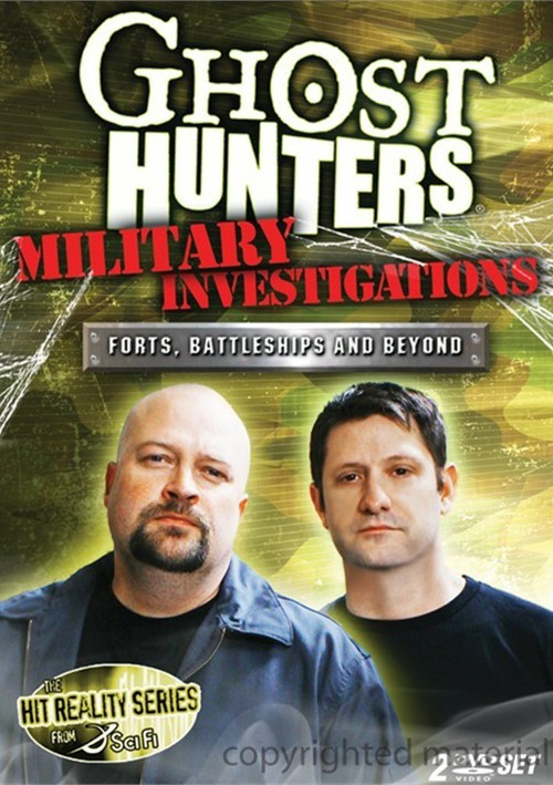 Ghost Hunters: Military Investigations Movie