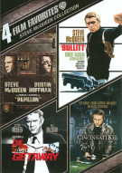 4 Film Favorites: Steve McQueen Collection Movie
