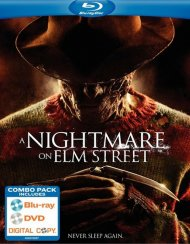 Nightmare On Elm Street, A (Blu-ray + DVD + Digital Copy) (2010) Blu-ray