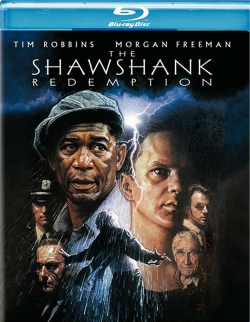 Shawshank Redemption, The Blu-ray