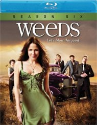 Weeds: Season Six Blu-ray