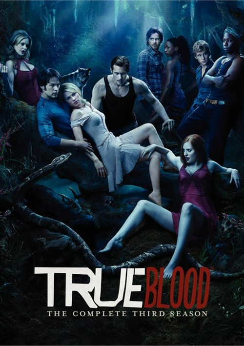 True Blood: The Complete Third Season Movie