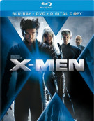 X-Men (Blu-ray + DVD + Digital Copy) Blu-ray