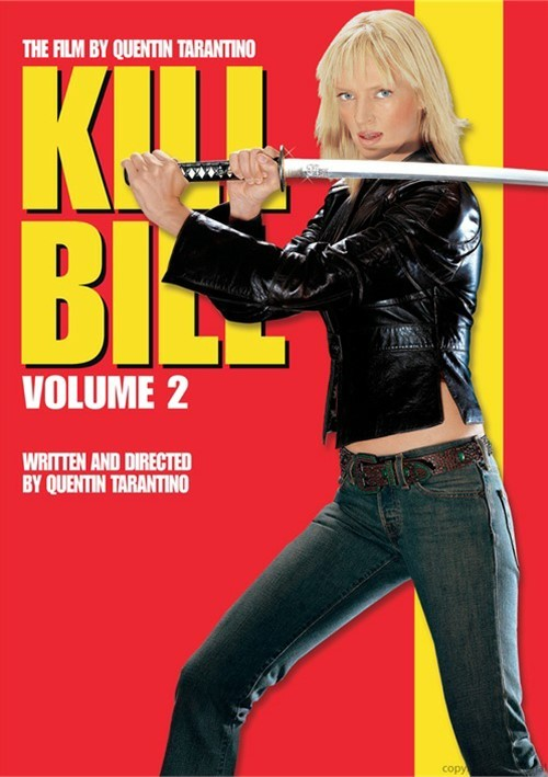 Kill Bill: Volume 2 Movie
