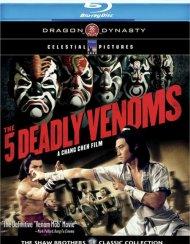 Five Deadly Venoms Blu-ray