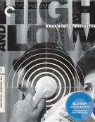 High And Low: The Criterion Collection Blu-ray