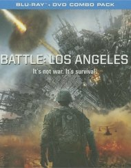 Battle: Los Angeles (Blu-ray + DVD Combo) Blu-ray