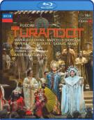 Puccini: Turandot Blu-ray