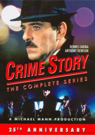 Crime Story: The Complete Series Movie