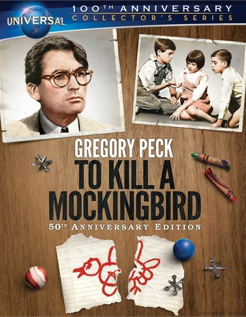 To Kill A Mockingbird (Blu-ray + DVD+ Digital Copy) Blu-ray