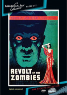 Revolt Of The Zombies Movie
