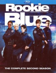Rookie Blue: Season Two Blu-ray