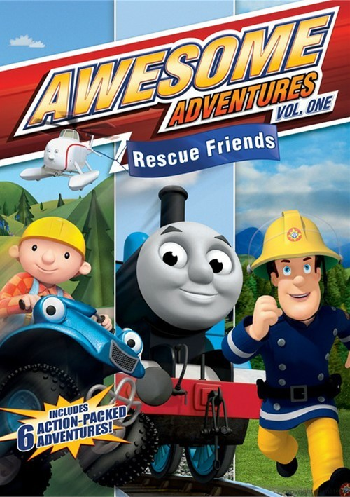 Awesome Adventures Vol. 1: Rescue Friends Movie
