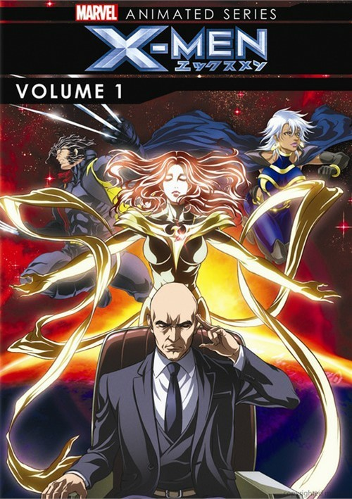 X-Men: Animated Series - Volume One Movie
