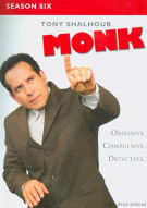 Monk: Season Six (Repackage) Movie