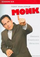 Monk: Season Six (Repackage) Movie