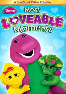 Barney: Most Loveable Moments Movie