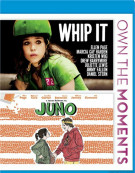 Whip It / Juno (Double Feature) Blu-ray