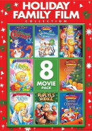 Family Holiday Film: 8 Pack Movie