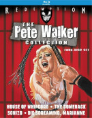 Pete Walker Collection, The Blu-ray