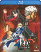 Fate / Stay Night: TV Collection 1 Blu-ray