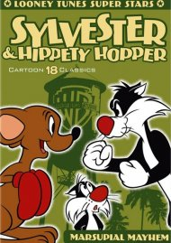 Looney Tunes Super Stars: Sylvester And Hippety Hopper Movie