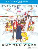 Summer Wars (Blu-ray + DVD Combo) Blu-ray