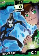Ben 10: Omniverse - Heroes Rise Movie