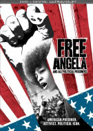Free Angela And All Political Prisoners (DVD + Digital Copy) Movie