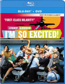 Im So Excited (Blu-ray + DVD Combo) Blu-ray