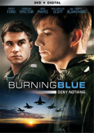 Burning Blue (DVD + UltraViolet) Movie
