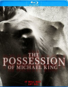 Possession Of Michael King (Blu-ray + DVD + UltraViolet) Blu-ray