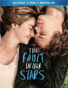 Fault In Our Stars, The (Blu-ray + DVD + UltraViolet) Blu-ray