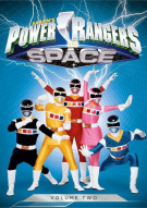 Power Rangers: In Space - Volume Two Movie