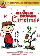 Charlie Brown Christmas, A: 50th Anniversary Deluxe Edition Movie