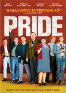 Pride (DVD + UltraViolet) Movie