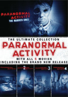 Paranormal Activity: 5 Movie Collection Movie