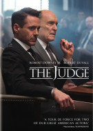 Judge, The (DVD + UltraViolet) Movie
