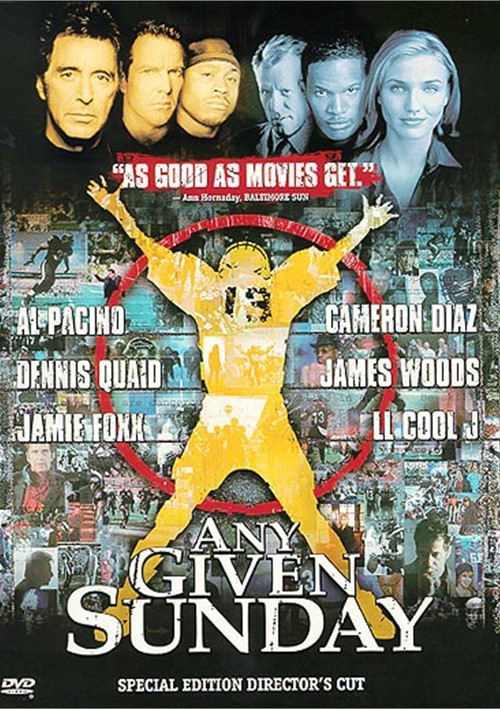 Any Given Sunday Movie