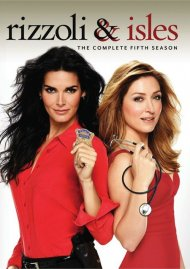 Rizzoli & Isles: The Complete Fifth Season Movie