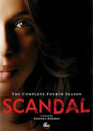 Scandal: The Complete Fourth Season Movie