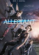 Divergent Series, The: Allegiant (DVD + UltraViolet) Movie