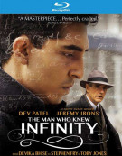 Man Who Knew Infinity, The Blu-ray
