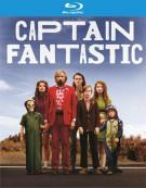 Captain Fantastic (Blu-ray + DVD + UltraViolet) Blu-ray
