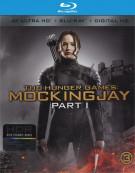 Hunger Games, The: Mockingjay - Part 1 (4K Ultra HD + Blu-ray + UltraViolet) Blu-ray