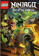 Lego Ninjago: Day Of The Departed Movie