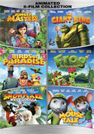 Family Animated 6-Film Collection Movie