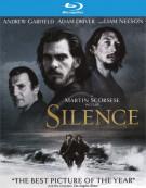 Silence (Blu-ray + Digital HD) Blu-ray